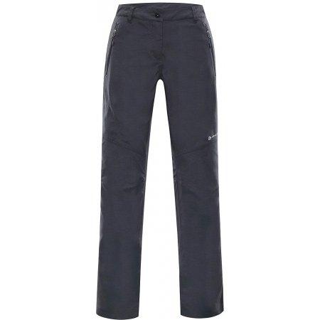 Dámské softshellové kalhoty ALPINE PRO MURIA 3 LPAN307 ČERNÁ