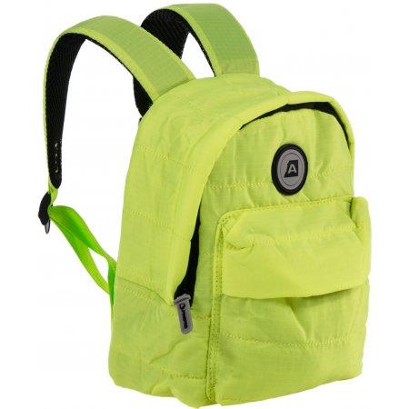 Dětský batoh ALPINE PRO FELLO KBGN009 SVĚTLE ZELENÁ