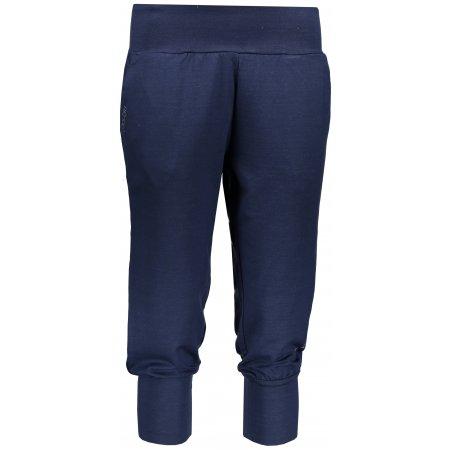 Dámské 3/4 kalhoty ALPINE PRO DARIANA 2 LPAN305 MODRÁ