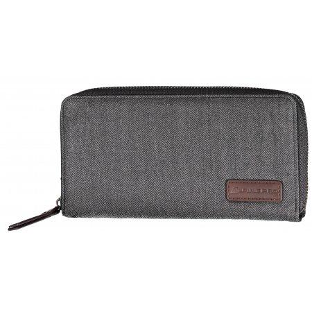Dámská peněženka ALPINE PRO ESME LBGN035 ŠEDÁ