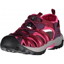 Dámské sandále ALPINE PRO LANCASTER 2 UBTN159 RŮŽOVÁ
