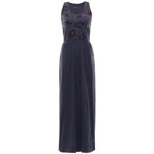 Dámské šaty ALPINE PRO MESKIA LSKN170 MODRÁ