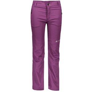 Dětské softshellové kalhoty ALPINE PRO PLATAN 3 KPAN130 FIALOVÁ