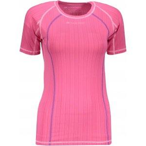 Dámské funkční triko ALPINE PRO UNDERA LUNN050 RŮŽOVÁ