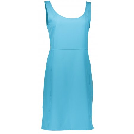 Dámské sportovní šaty ALPINE PRO ELANDA 3 LSKN150 SVĚTLE MODRÁ