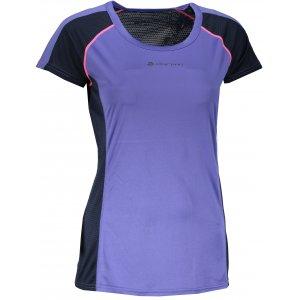 Dámské funkční tričko s krátkým rukávem ALPINE PRO CORTESE 3 LTSN414 FIALOVÁ