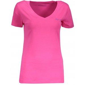 Dámské tričko s krátkým rukávem ALPINE PRO LUKA 2 LTSN344 RŮŽOVÁ