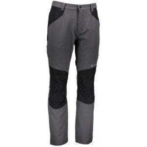 Pánské softshellové kalhoty ALPINE PRO SAMBAR 3 MPAN333 ŠEDÁ