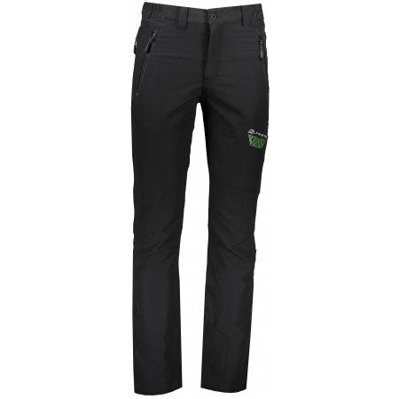 Pánské softshellové kalhoty ALPINE PRO POP 3 MPAN332 ČERNÁ