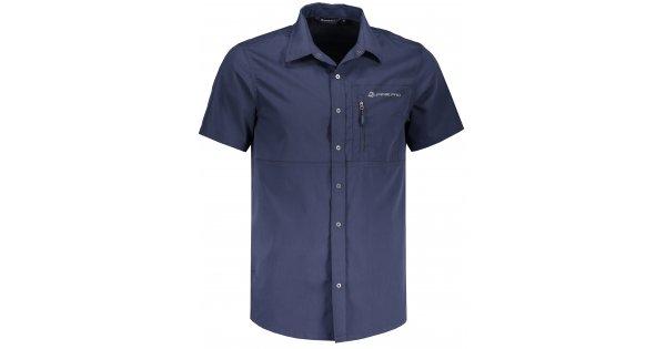 ddd9d2bc4c1 Pánská košile ALPINE PRO LURIN 3 MSHN032 MODRÁ velikost  M    ALPINEPRO-ESHOP.cz