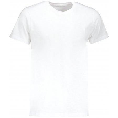 Pánské triko s krátkým rukávem ALPINE PRO EDWIN MTSN445 BÍLÁ