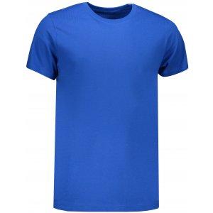 Pánské triko s krátkým rukávem ALPINE PRO NILAQ MTSN435 MODRÁ