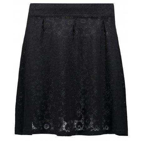 Dámská sukně ALPINE PRO NEEDLA 2 LSKN138 ČERNÁ