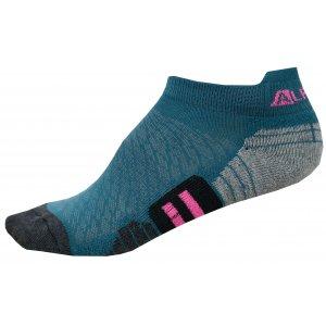 Dětské ponožky ALPINE PRO DONO KSCN015 ZELENÁ