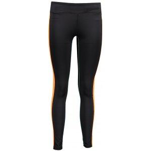 Dámské elastické kalhoty ALPINE PRO TAIPA 3 LPAN303 ČERNÁ