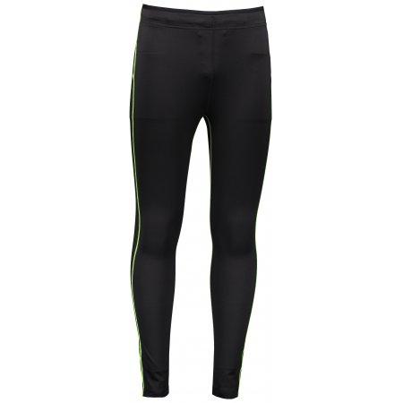 Pánské elastické kalhoty ALPINE PRO TAIP 3 MPAN334 ČERNÁ