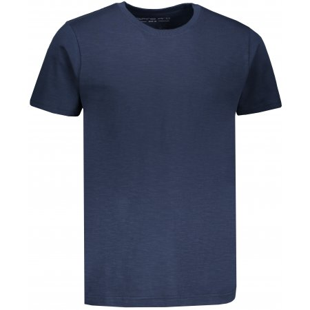 Pánské triko s krátkým rukávem ALPINE PRO EDWIN MTSN445 MODRÁ