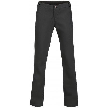 Dámské kalhoty ALPINE PRO HILDA LPAP346 TMAVĚ ŠEDÁ