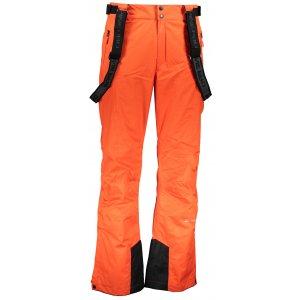Pánské lyžařské kalhoty ALPINE PRO SANGO 7 MPAP394 ORANŽOVÁ