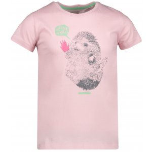 Dětské triko ALPINE PRO GARO 2 KTSP198 RŮŽOVÁ