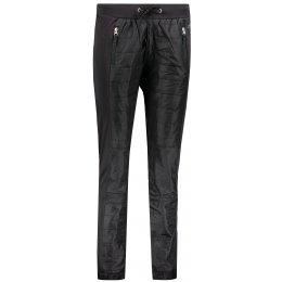 Dámské zateplené kalhoty ALPINE PRO PLUMA 2 LPAP288 ČERNÁ