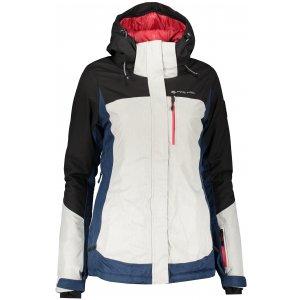 Dámská lyžařská bunda ALPINE PRO SARDARA 3 LJCP352 ČERNÁ