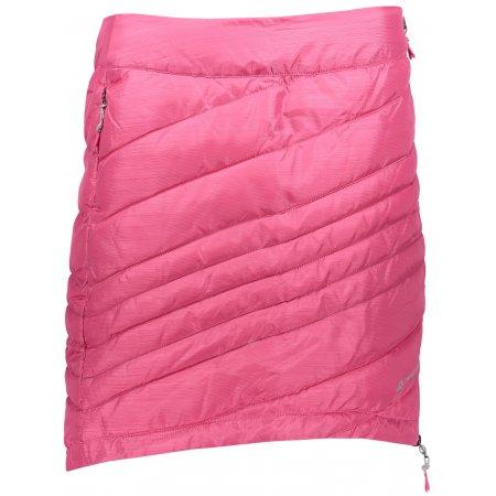 Dámská sukně ALPINE PRO TRINITY 6 LSKP182 RŮŽOVÁ