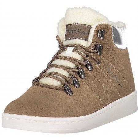 Dámské boty ALPINE PRO MANDELTNA LBTP215 HNĚDÁ
