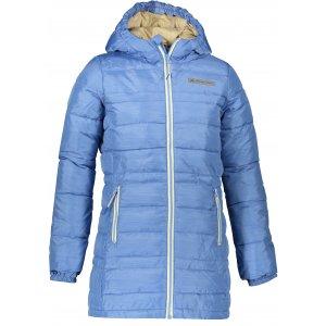 Dívčí kabát ALPINE PRO OMEGO 2 KCTP016 MODRÁ