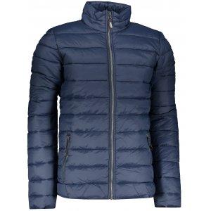 Pánská bunda ALPINE PRO TATAR 2 MJCP365 TMAVĚ MODRÁ