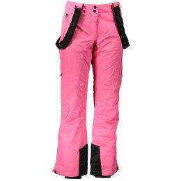 Dámské lyžařské kalhoty ALPINE PRO ANIKA LPAP361 RŮŽOVÁ