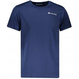 Pánské funkční triko ALPINE PRO OHVICE MTSN496 TMAVĚ MODRÁ
