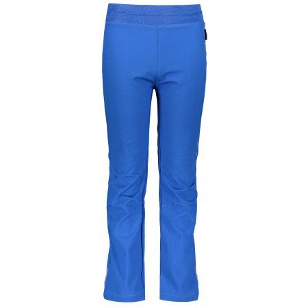 Dětské softshellové kalhoty ALPINE PRO OCIO INS. KPAP072 MODRÁ
