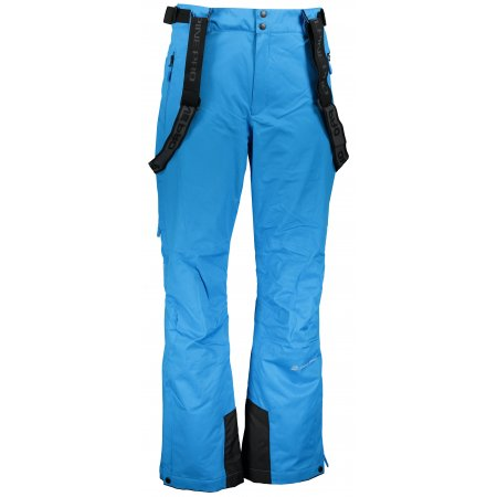 Pánské lyžařské kalhoty ALPINE PRO SANGO 7 MPAP394 SVĚTLE MODRÁ