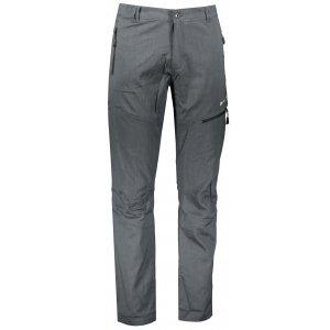 Pánské softshellové kalhoty ALPINE PRO CARB 4 MPAP379 ČERNÁ