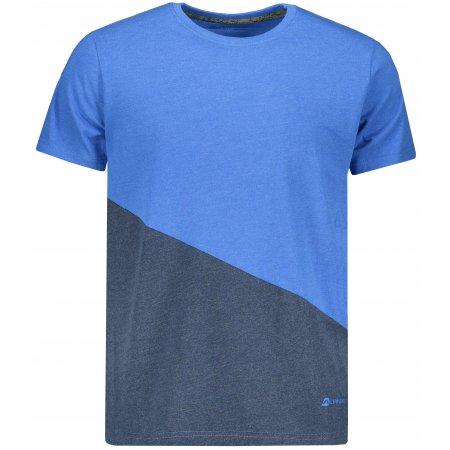 Pánské triko ALPINE PRO DIAR MTSP407 MODRÁ
