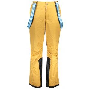 Pánské lyžařské kalhoty ALPINE PRO ANAP 2 MPAP396 BÉŽOVÁ