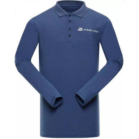 Pánské funkční triko ALPINE PRO STER MTSP505 SVĚTLE MODRÁ
