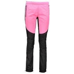 Dámské zateplené kalhoty ALPINE PRO HUWA 2 LPAP344 RŮŽOVÁ