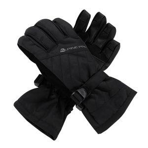 Dámské rukavice ALPINE PRO RENA LGLP014 ČERNÁ