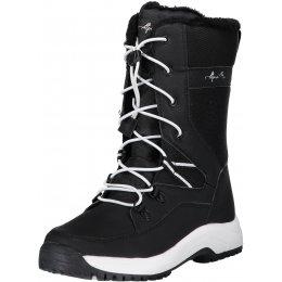 Dámské zimní boty ALPINE PRO KOLASO KBTP213 ČERNÁ
