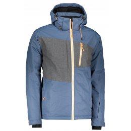 Pánská lyžařská bunda ALPINE PRO VEREN MJCP406 MODRÁ