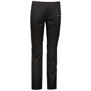 Dámské kalhoty ALPINE PRO OLWENA 3 LPAP339 ČERNÁ
