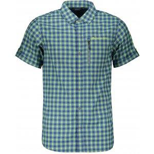 Pánská košile ALPINE PRO LURIN 4 MSHR033 MODRÁ