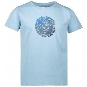 Dětské triko ALPINE PRO SPORO 2 KTSR244 MODRÁ