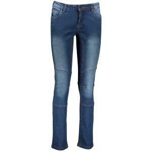 Dámské džíny ALPINE PRO CHIZOBA LPAR343 MODRÁ