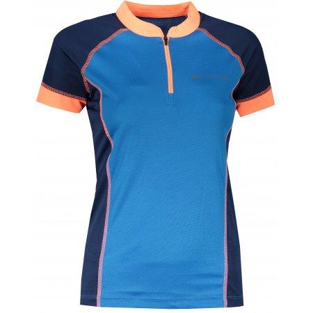 Dámské funkční triko ALPINE PRO SORANA LTSR412 MODRÁ