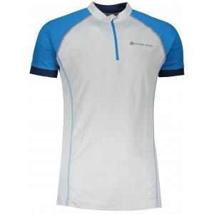 Pánské funkční triko ALPINE PRO SORAN MTSR351 ŠEDÁ