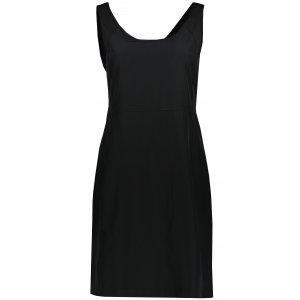 Dámské sportovní šaty ALPINE PRO ELANDA 3 LSKR150 ČERNÁ
