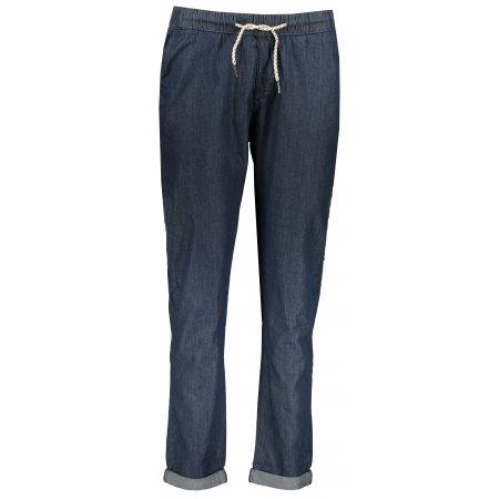 Dámské kalhoty ALPINE PRO DARJA LPAR428 TMAVĚ MODRÁ
